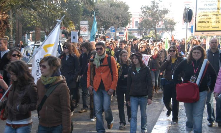 Libera, Bari 2008