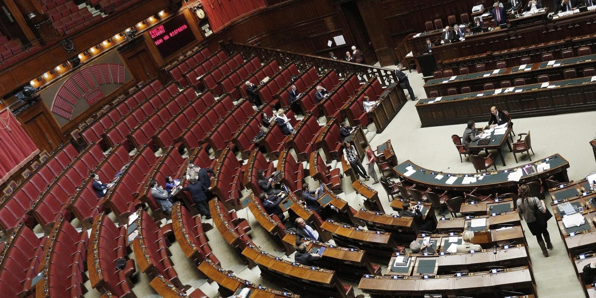Oggi alla camera 3 voto di fiducia sulla legge elettorale for Voto alla camera oggi